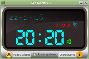 Screenshot Sat-Alarm